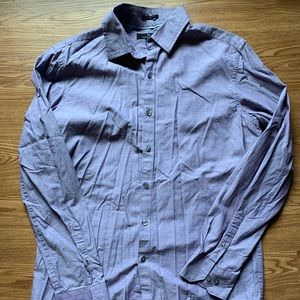 Medium Marc Anthony Light Purple Dress Shirt